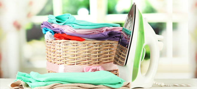 Laundries & Dry Cleaners