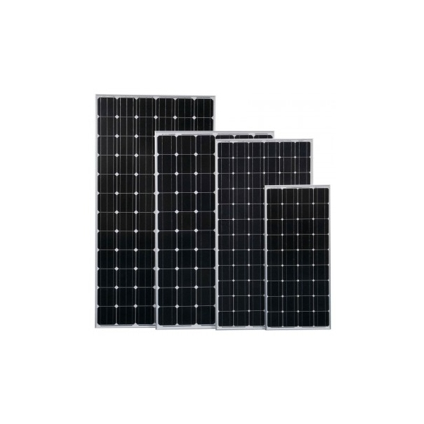 these are mono crystalline solar panels