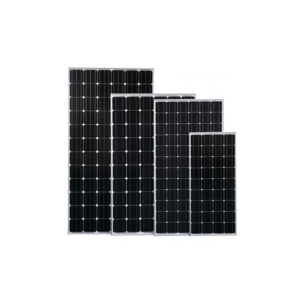 these are mono crystalline solar panels