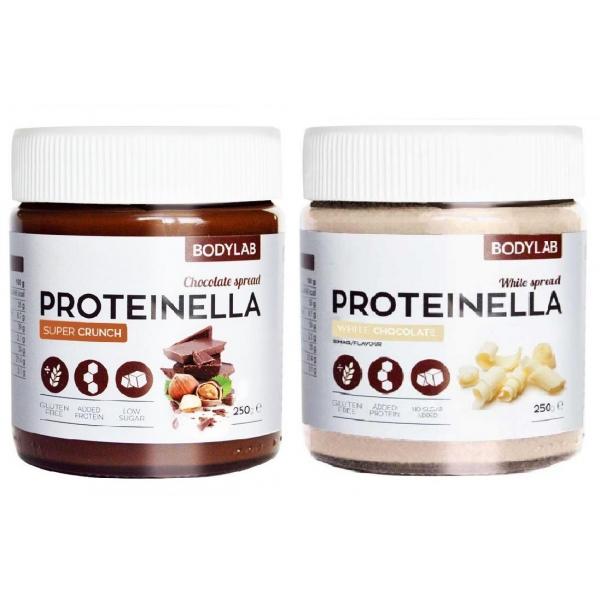بروتينلا بطعم النوتيلا قليل السعرات في دبي