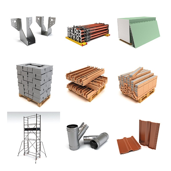 different construction materials of furniture This is a list of building materialsmany types of building materials are used in the construction industry to create buildings and structures these categories of materials and products are used by architects and construction project managers to specify the materials and methods used for building projects.