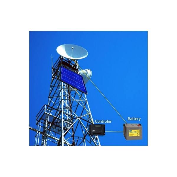 Solar Telecommunication