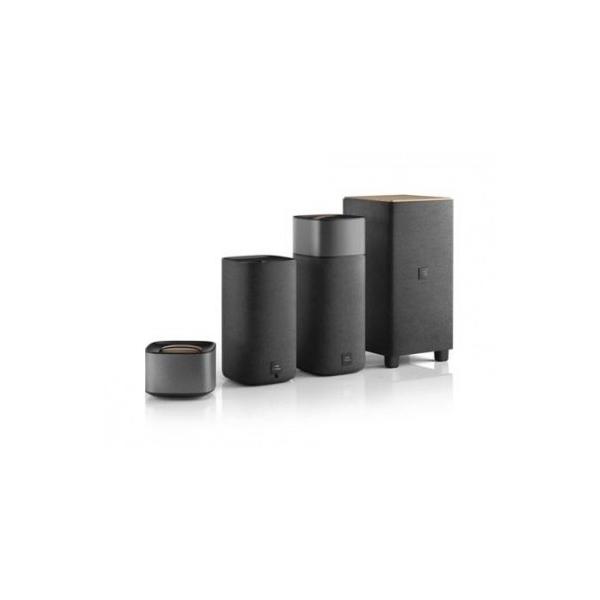 Wireless Surround on Demand Speakers